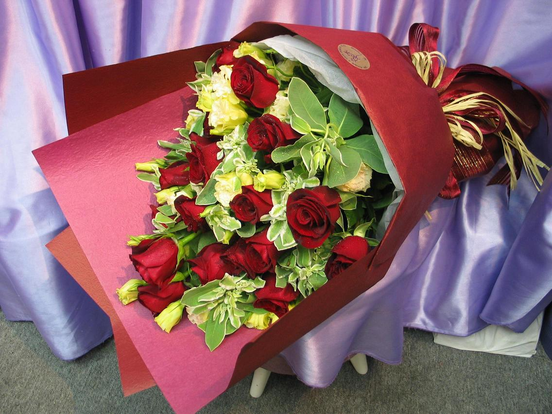 Rose Bouquet ( Sweet Heart ) - B12